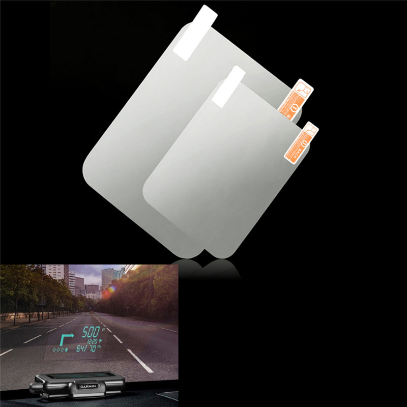 Apprehensive Car Hud Reflective Film Head Up Display System Film Obd Ii Fuel Consumption Overspeed Display Car Styling Pleasant In After-Taste Car Electronics