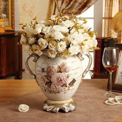 Новый год Рождественские украшения для дома моды украшений ваза керамическая ремесла свадебные подарки качество отделки