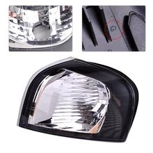 New Car Black Plastic Left Turn Signal Corner Light Lamp 30655422 fit for Volvo S80 1999 2000 2001 2002 2003 2004 2005 2006