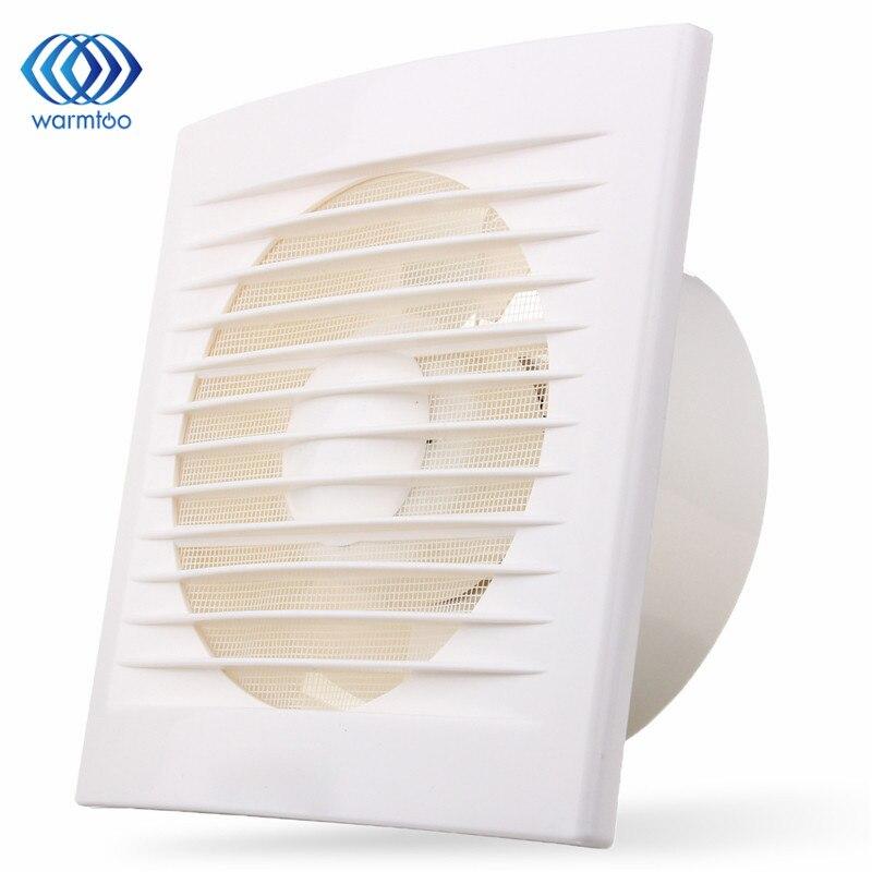 nuovo 6 pollice 15 w 220 v bianco estrattore ventilatore di scarico ventilatore finestra parete cucina