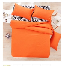 MEILUO Multicolor Aloe Vera Cotton Mill Wool – Pure Color Double Four-Piece Suit Five Size