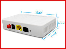 Similar Fiberhome AN5506-01A GPON ONU ONT Mini Small One SFU version Router FTTH ONU with 1GE Lan port 3pcs/a lot(China)