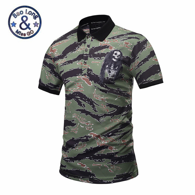 Hommes Polo T-shirt Manches Courtes Plain Poloshirt Vert Armée L NGnv5lLMA