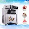 22 литра/ч 220 В 50 Гц вертикальная машина для мороженого  машина для мороженого  3 ароматы мороженого  машина для мороженого