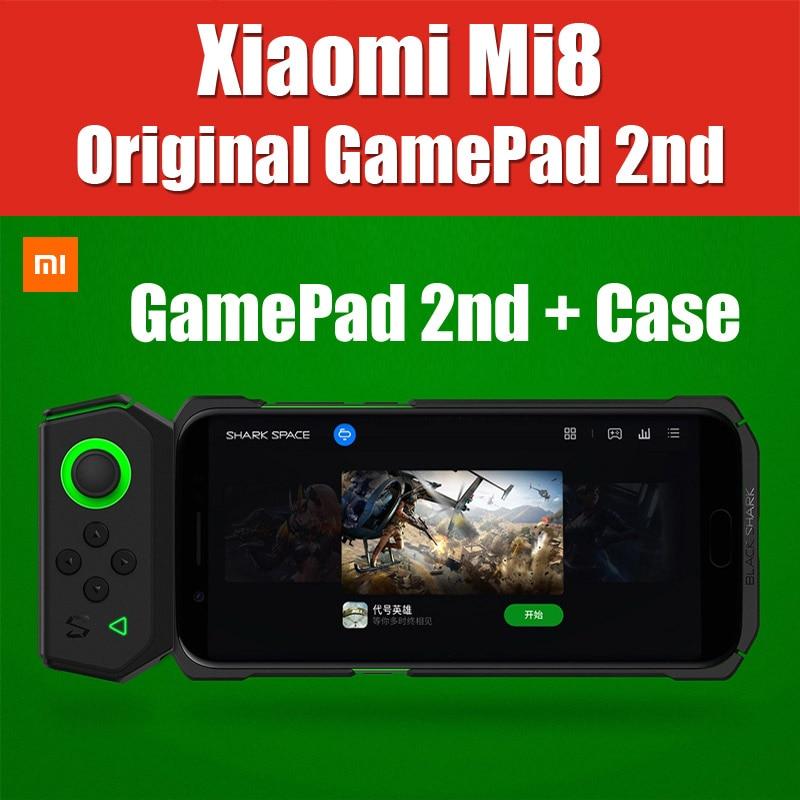Original noir requin Xiaomi Mi8 Redmi K20 Pro Gamepad 2.0 contrôleur Bluetooth Rocker 340mAh