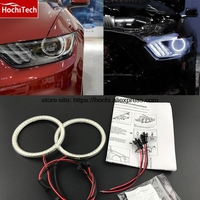 Hot Style SMD Angel Eyes Super Bright White Led Halo Light Kit For Ford Mustang 2015