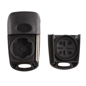 Image 3 - 기아 K2 k5에 대 한 접는 원격 자동차 키 셸 현대 기아 Uncut 블레이드 3 단추 자동차 키 빈 경우 차량 자동차 자동차 키 커버