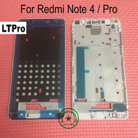 Best Quality New Hongmi Note 4 Bezel Middle Frame For Xiaomi Redmi Note 4 Pro Front