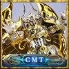 CMT Instock God Taurus Model EX Taurus Aldebaran God Cloth Soul Of Gold Saint Seiya Metal