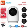 2019 Nieuwe Xiaomi Aqara 1080P Smart Camera G2 Gateway Versie Zigbee Linkage IP Wifi Wireless Cloud Home Security Smart apparaten