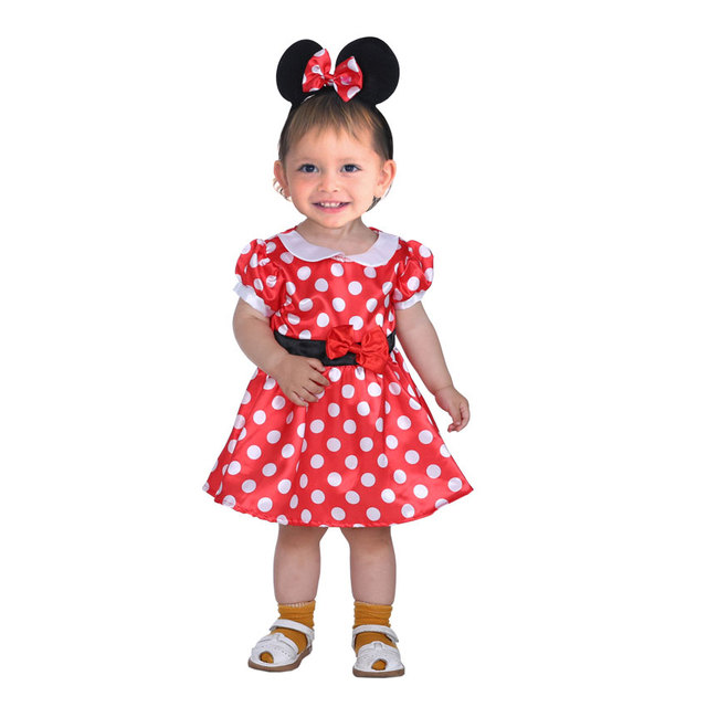 Halloween Costume little Mickey Mouse