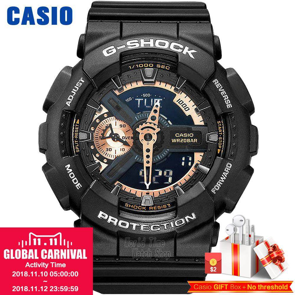 Online Shop Casio Watch Multi Functional Earthquake Proof G Shock Ga 110rg 7adr Casual Sports Men S Waterproof Time