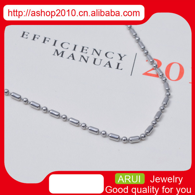 Slub slub chain chain. Titanium. Boys. The silver necklace chain necklace. Naked men. 1