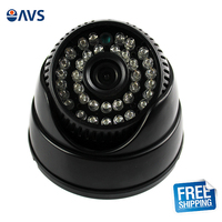 Chất Lượng cao Night Vision Indoor Dome CCTV Security Hệ Thống Camera với 1/3 '' Sony CCD