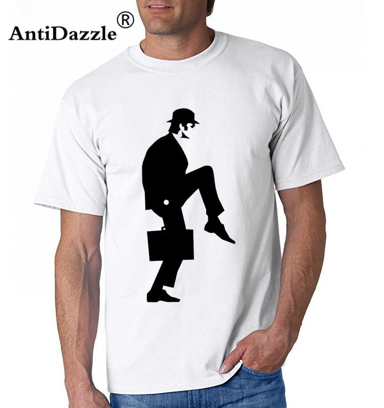 8e306d30 Detail Feedback Questions about Ministry Of Silly Walks T Shirt 100% Cotton Monty  Python Inspired Streetwear Funny Print Clothing Mans T Shirt Tops Tees on  ...