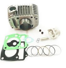 Motorcycle STD Cylinder Kit Top End Gasket Piston Ring For Honda ANF125 Innova WAVE BIZ 125 NF125 AFP125 BC125 NF AFP ANF