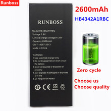 New 2600mAh HB4342A1RBC Li-ion Phone Battery For Huawei y5II Y5 II 2 Ascend 5+ Y6 Honor 4A SCL-TL00 Honor 5A LYO-L21 Battery for huawei honor 5a lyo l21 y6 ii compact y5 ii y5ii card slots cash wallet pu leather phone cases book style coque cover
