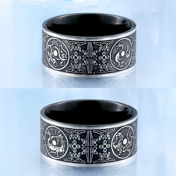 Thor Viking Gothic Ring4