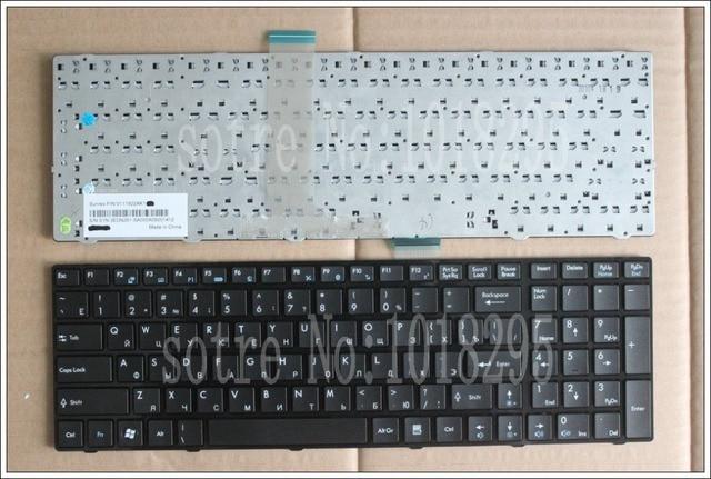 New Russian Laptop keyboard for MSI CX720 GE620 GE620DX GE700 FR600 FR620 FR700 FR720 FX600 FX600MX FX603 FX610 RU BLACK