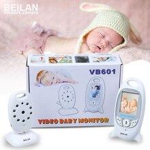 Беспроводной няня камеры видео baby monitor ЖК-электроника Ночного видения ИК температуры smart audio монитор bebe