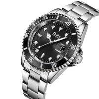 Hot Watch men luxury brand Watch OULM quartz Business military men full steel wristwatches 3ATM Casual watch relogio masculino