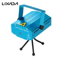 2017 Hot Sale Party Lights Dj Stage Light Music Laser Projector DJ Disco Xmas Club Stage