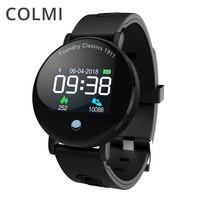 COLMI IP68 Waterproof Smart Watch Blood Oxygen Blood Pressure Heart Rate Monitor Smart Bracelet Fitness Tracker BRIM Smartwatch