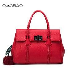 QIAOBAO Fine Designer Brand Practical Mini Women Messenger Bags