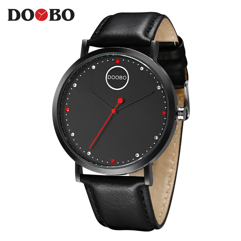 Mens Watches Top Brand Luxury Quartz Watch DOOBO Fashion Casual Business Watch Male Wristwatches Quartz-Watch Relogio Masculino mens watches top brand luxury quartz oukeshi fashion casual business watch male wristwatches quartz watch relogio masculino
