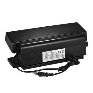 Image 2 - Détecteur de billets de contrefaçon multi devises Portable Ultraviolet double Machine de détection de lumière UV billets de banque