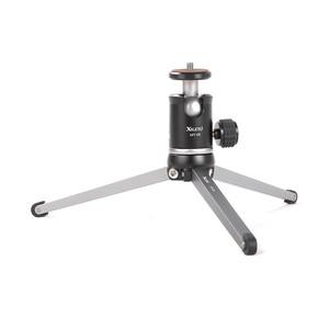 Image 1 - Ulanzi XILETU MT26 + XT15 Mini trépied en métal avec rotule détachable Rotation de 360 degrés, trépied en alliage daluminium pour GoPro DSLR