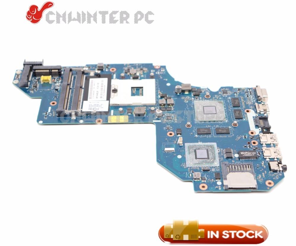 NOKOTION For HP ENVY M6 M6-1000 Laptop Motheroard HM77 DDR3 HD7670M 2GB 698399-501 698399-001 QCL50 LA-8711P 698395 501 for hp envy m6 1000 laptop motherboard hm77 gma hd4000 ddr3