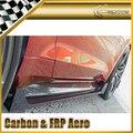 Nuevo Estilo Del Coche Para Ford Mustang 2015 Sigala Estilo Extensiones de Fibra De Carbono Side Skirt