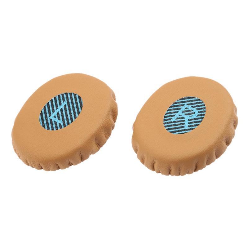 ALLOYSEED 2pcs Replacement Ear Pads Earmuffs Cushions Earpad Covers for Bose OE2 OE2I SoundTrue Headphone