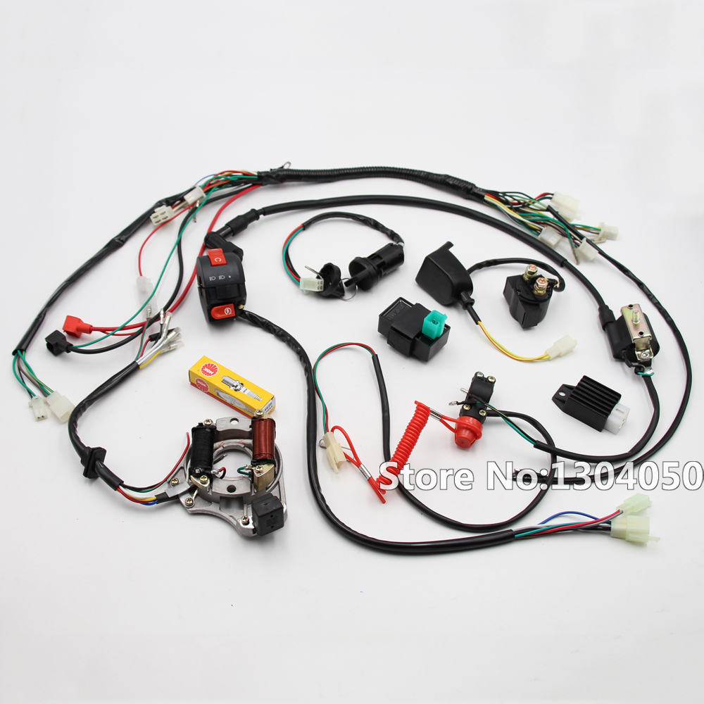 ... Chinese 125 Atv Wiring Diagram Remote on coolster atv parts diagram,  mini atv wiring diagram ...