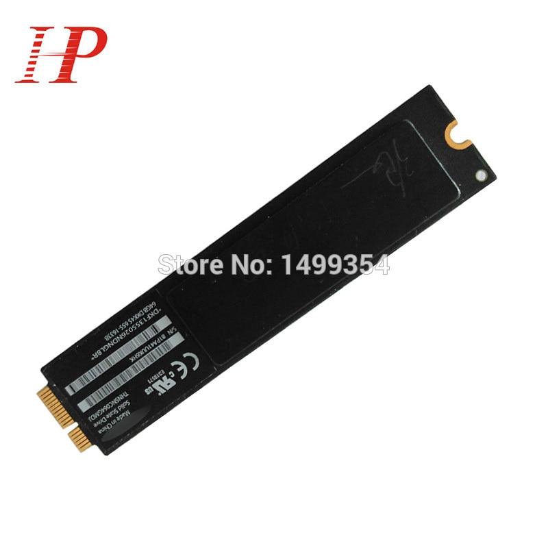 Véritable 100% de travail 128 GB SSD pour Macbook Air 11 ''13'' A1370 A1369 disques statiques internes pour 2010 2011 an