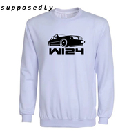 Funny Stack Of Mercedes W124 Class E Women Hoodies Women And Men O Neck Long Sleeves