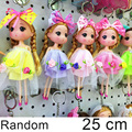 1piece 25cm big size silicone reborn wedding dolls cute fashion toy kids toys doll for girls birthday gift
