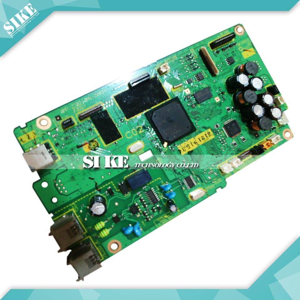 Logic Main Board For Canon MX397 MX398 MX 397 398 Formatter Board Mainboard rsag 7 820 5277 main logic board for printer5 led55k20jd led58k280j t con connect board