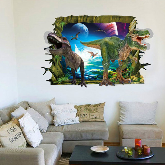 aliexpress : buy creative home decor 3d wall stickers fake