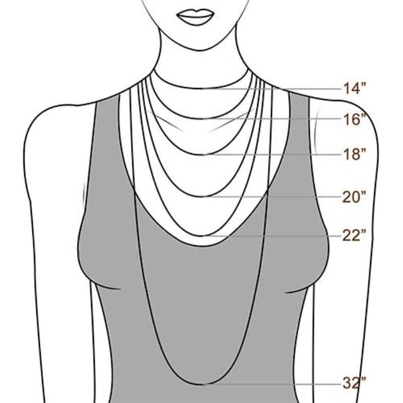 Xüsusi ad ürək boyunbağı 925 sterlinq gümüş qadınlar üçün - Gözəl zərgərlik - Fotoqrafiya 5