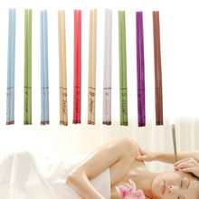 10Pcs/Set Ear Cleaner Wax Removal Ear Candles Treatment Care Healthy Hollow Cone Hot!(China)
