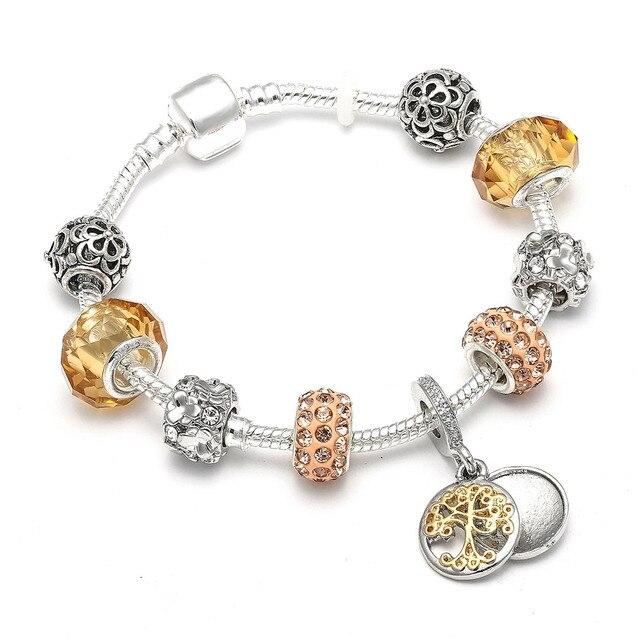 Bijoux Bracelet En Arbre De Vie