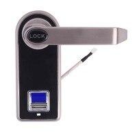 Электронный замок без ключа Оптический отпечатков пальцев пароль блокировки дверей дома Система контроля доступа безопасности аксессуары