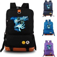 Children Of Bodom Band Backpack Student School Bag Daily Backpack Men Women Rucksack Notebook Backpack