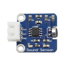 SunFounder Sound Detection Sound Voice Sensor Module for Arduino and Raspberry Pi
