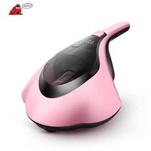 PUPPYOO Mini Mattress UV Vacuum Cleaner for Home Free Shipping Aspirator Home Appliances WP607()