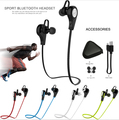 Bluetooth Earphone Wireless Sports Headphones In ear Headset Running Music Stereo Earbuds Handsfree with Mic for xiaomi LG