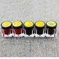PCD Microblading Café Luz Sobrancelha Profissional Micro Conjunto de Tintas De Tatuagem Lábios Maquiagem Permanente Pigmento Colorfastness 1 Peça