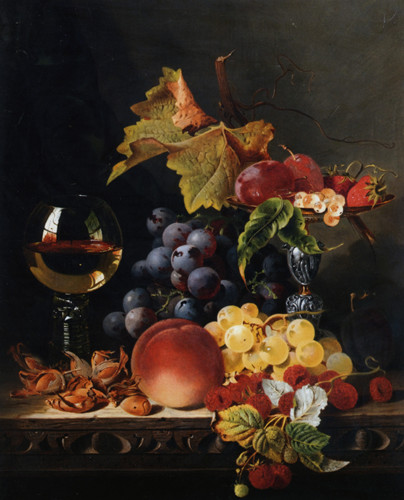Haft robótki winogron owoce rzemiosło kieliszek do wina 14CT na płótnie bez nadruku DMC DIY jakości sztuki Cross zestaw do szycia ręcznie robione w Zestaw od Dom i ogród na  Grupa 1